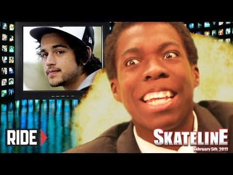 SKATELINE - Paul Rodriguez, Bam Margera, Jim Greco, and More!