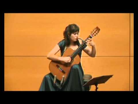 Irina Kulikova plays Castelnuovo-Tedesco