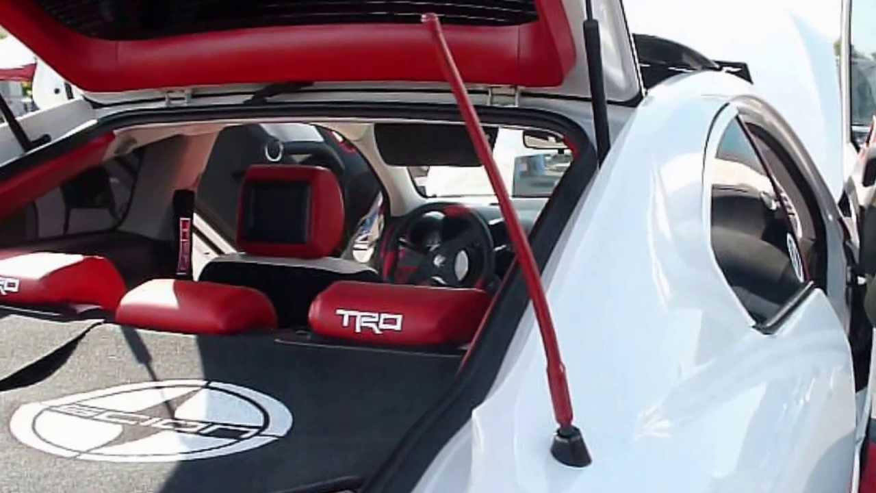 Scion Tc Custom Lambo Doors Youtube
