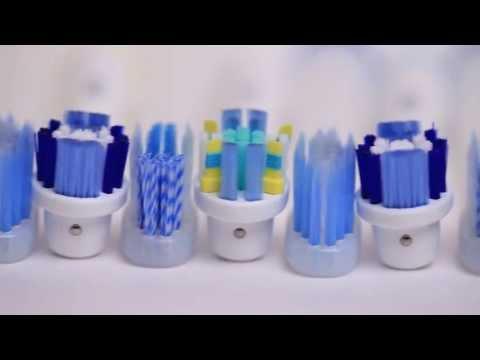 Видео как выбрать электрическую зубную щетку