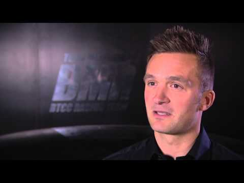 Colin Turkington on joining Team BMR | BTCC 2015