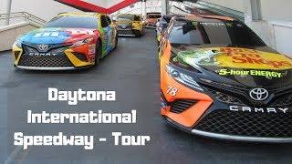 Daytona International Speedway Tour #Motorsports #TravelTips