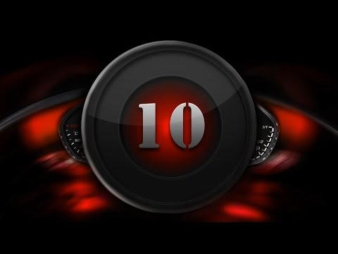 10 Sec Countdown ( V117 ) Timer 10 Sec With Sound Effect, Voice, Tick Tack, Beep Hd video