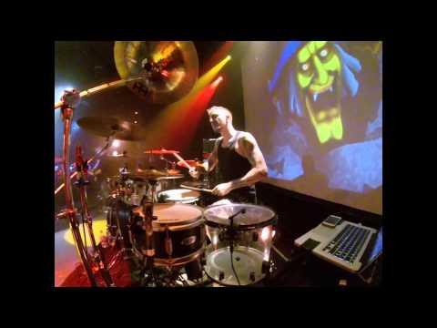 КняZz drumcam - День Рождения Группы,Космонавт 20.03.2015