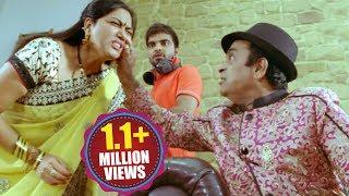 Attarintiki Daredi Comedy Scene || Baddam Baskar Sunanda Nilayam Entry Scene - Brahmanandam