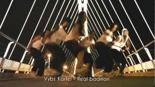 Choreografia Ragga Jam Sènsuafro • Sonia.S • Vybz Kartel - Real Badman •