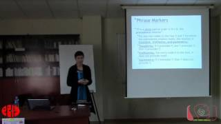 Doç. Dr. Martina Gračanin Yüksek - The How and Why of Multidominance (1/2)