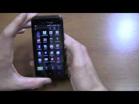 Video: HTC DROID Incredible 4G LTE Review Part 1