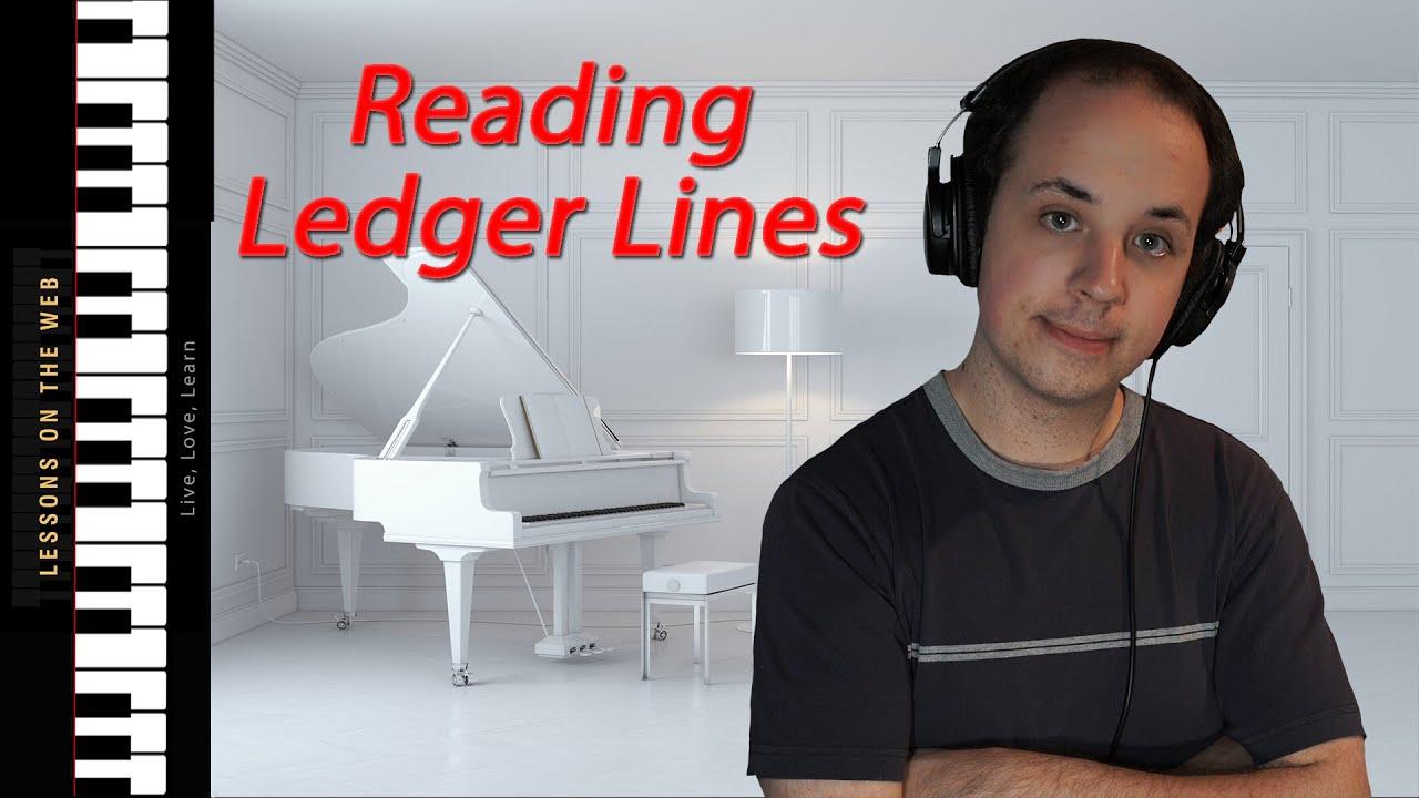 Reading Ledger Lines Reading Ledger Lines