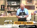 "Blooper Reel : ""Cheap"" Joe Miller Test Studio"
