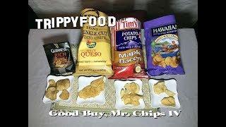 Good Buy, Mr. Chips IV - Trippy Food Episode 184