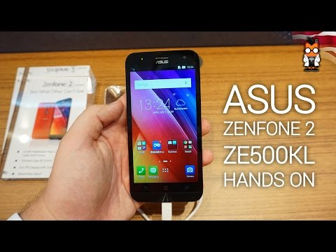Asus Zenfone 2 laser ZE500KL Indian Retail Unit Unboxing and Hands On hcdin.ru