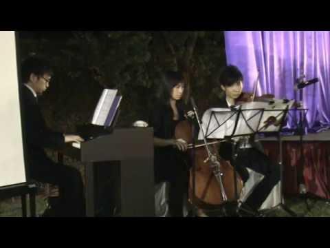 愛是永恆 Piano Trio@The Hong Kong Jockey Club Beas River Country Club