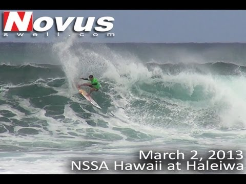 NSSA Hawaii at Haleiwa (03-02-2013)