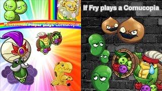 """""""FRY'S BIGGEST BRAIN-FART"""" -PvZ Heroes"""