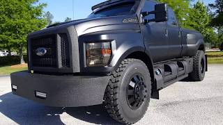 2017 F650 Extreme Supertruck Walkaround