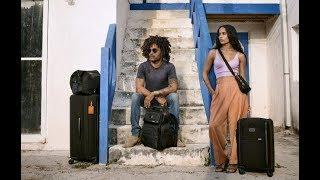 Lenny and Zoe Kravitz travel to Bahamas in new Tumi film
