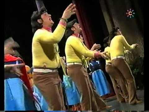 Chirigota - Los que Cosen pa la Calle \ Actuación Completa en la FINAL \ Carnaval 2006