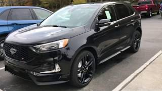 2019 Ford Edge ST Review Is it ST Enough