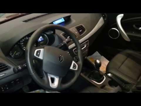 Interior Renault Megane 3 2014 Precio Caracteristicas versión para Colombia FULL HD