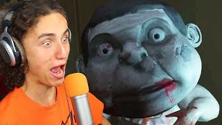 SCARE YOUR FRIENDS GAME! (Dead Realm Funny Moments)