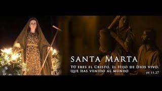 Reflexión del Dia: Memoria de Santa Marta