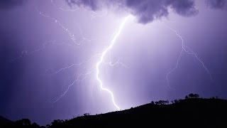 звуки природы гром и дождь слушать