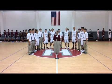 The Star Spangled Banner - Heritage Christian School