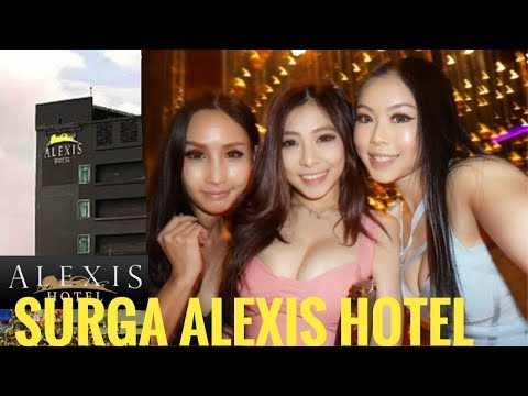 TERUNGKAP !!! BEGINILAH CARA BOOKING PSK ALEXIS | SURGA DUNIA DI LANTAI 7 ALEXIS