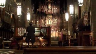David Enlow - César Franck: Choral No. 2 in B-Minor - Part & Jeremy Kipnis - ViYoutube.com