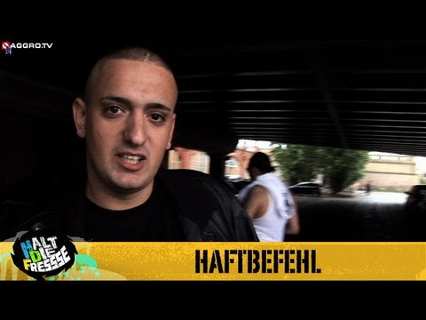 HALT DIE FRESSE - 01 - NR. 32 - HAFTBEFEHL (OFFICIAL HD VERSION AGGROTV) Music Videos