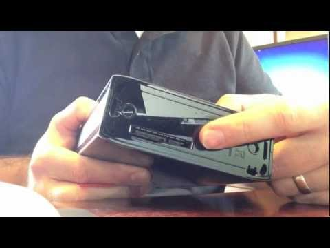 How to open a Seagate Backup Plus Drive