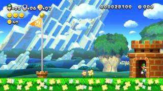 New Super Luigi U - Episode 1