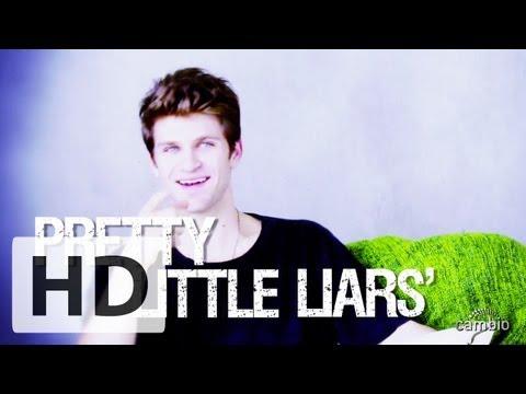 Keegan Allen 'Pretty Little Liars' Makeout Scenes! - Cambio Interivew
