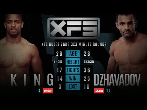 Tommy King vs Zaur Dzhavadov / XFS 9.4.16