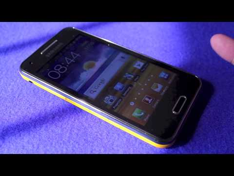 Samsung Galaxy Beam Review (7)