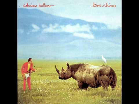 Adrian Belew - Modern Man Hurricane Blues