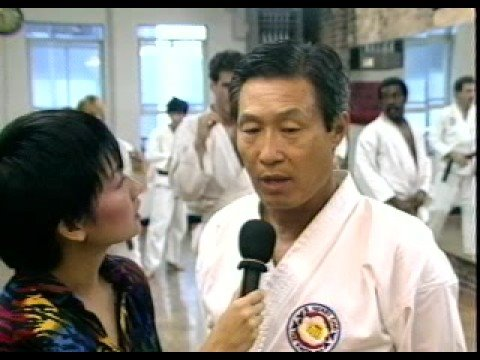 S. Henry Cho Tae Kwon Do - 1988 Video