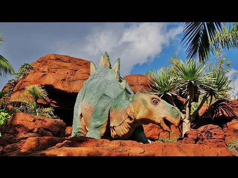 Jurassic Park River Adventure Universal Studios Hollywood