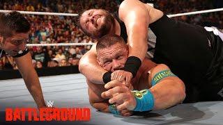 WWE Network: John Cena vs. Kevin Owens: WWE Battleground 2015