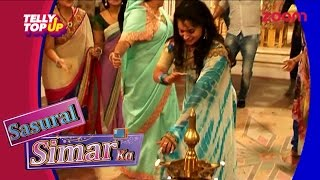 How Did Simar's Saree Catch Fire In 'Sasural Simar Ka'? | #TellyTopUp