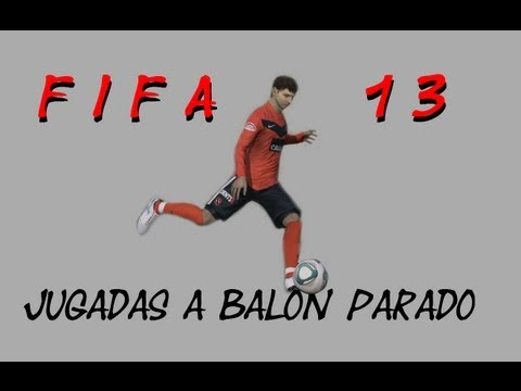 FIFA 13 TRUCO DE TIROS LIBRES EFECTO DEL DIABLO