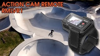 Sony Action Cam | Danny Campbell Freestyle BMX Action