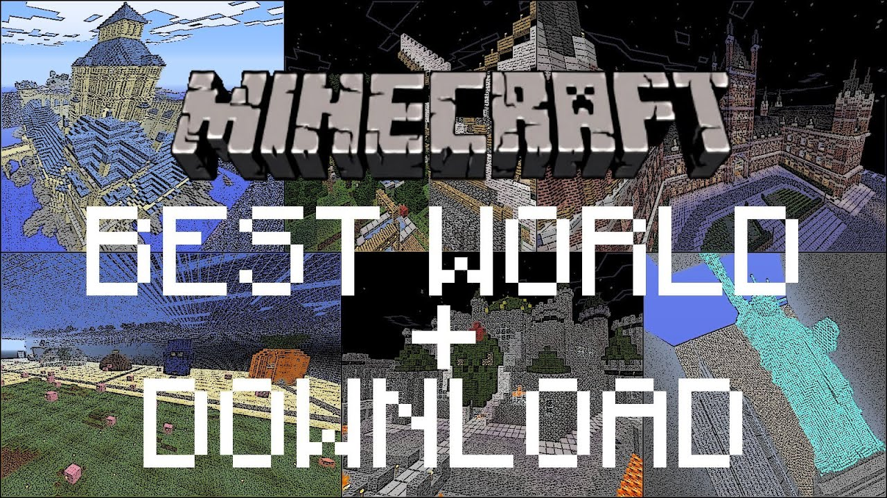 how to make the best minecraft world