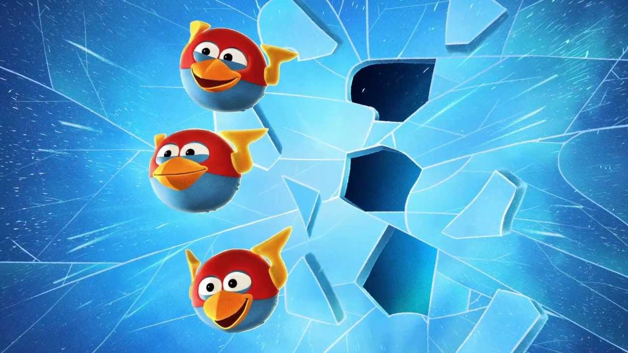 Blue birds are back in angry birds space on march 22 youtube - Angry birds space gratuit ...