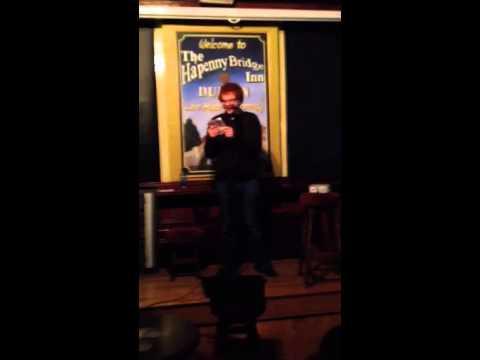 John Brennan's Stand-Up Debut