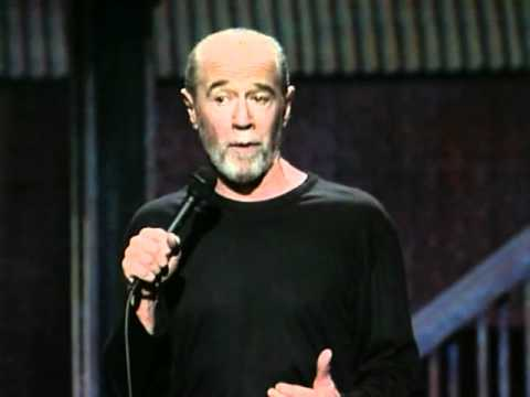 George Carlin on American Foreign Policy - Bombing Brown People