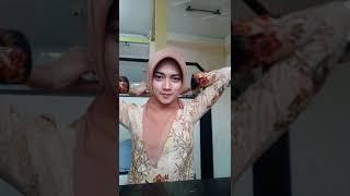 tutorial jilbab kerja kurang dari dua menit rapi sepanjang hari