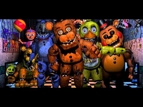 Five days at jumpscare academy fnaf dating sim