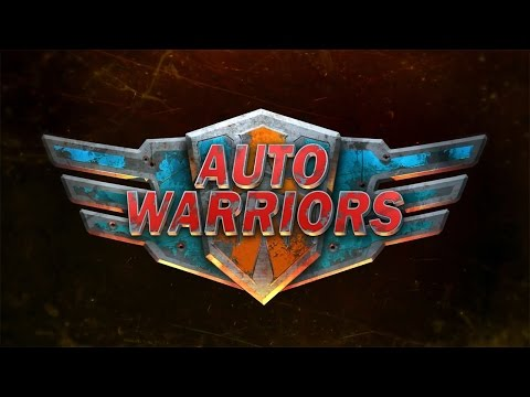 Auto Warriors - Tactical Car Combat (by Gunjin Games Limited) - iOS/Android - HD Gameplay Trailer